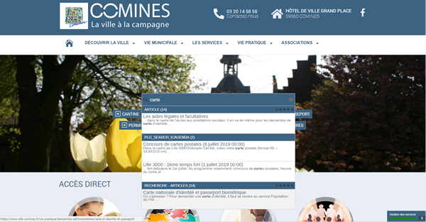 comines home2